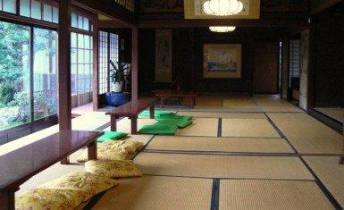 Habitación de tatami