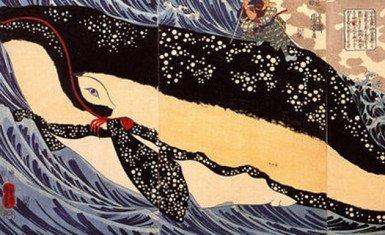 cacería de ballenas en Japón