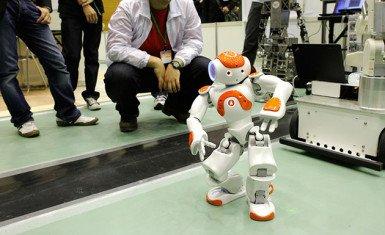 Robótica en Japón