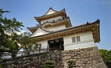 castillo de Odawara