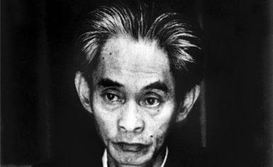 Retrato Yasunari Kawabata