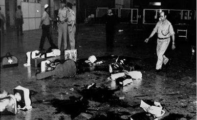 masacre del aeropuerto de Tel Aviv