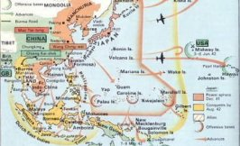 Imperialismo japonés mapa