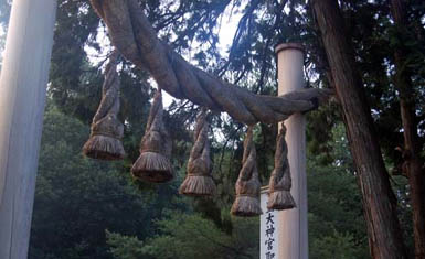 shime torii