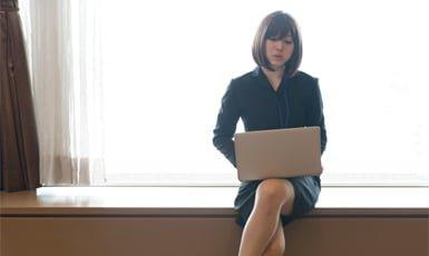 Una causa de la baja tasa de natalidad de Japón se debe a que cada vez más mujeres prefieren trabajar.