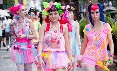 moda de Harajuku 2