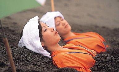 baños de arena