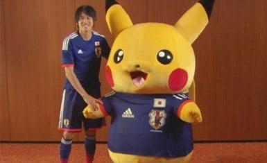 pikachu equipo de Japón FIFA 2014 (2)