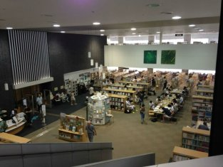 bibliotecas de Japón