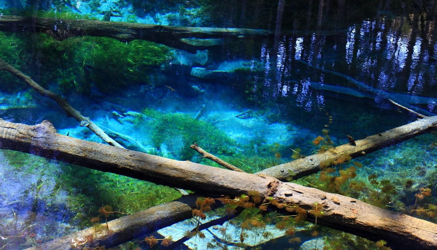 Estanque de Kaminoko 神の子池