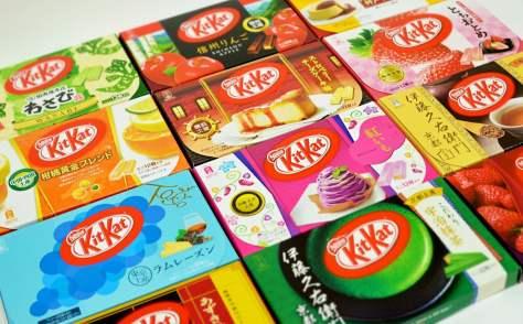 kit-kat en Japón
