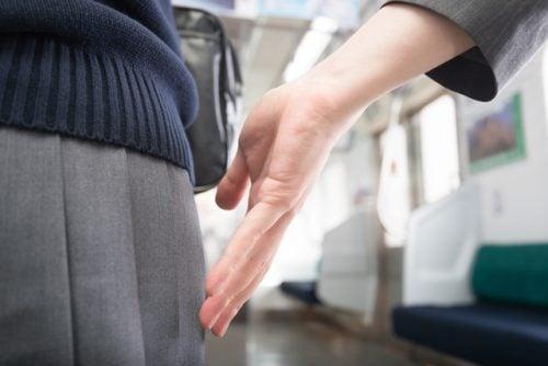 Chikan: Acoso en el transporte público
