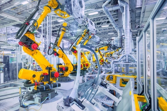Robots: ¿Una amenaza para la mano de obra?