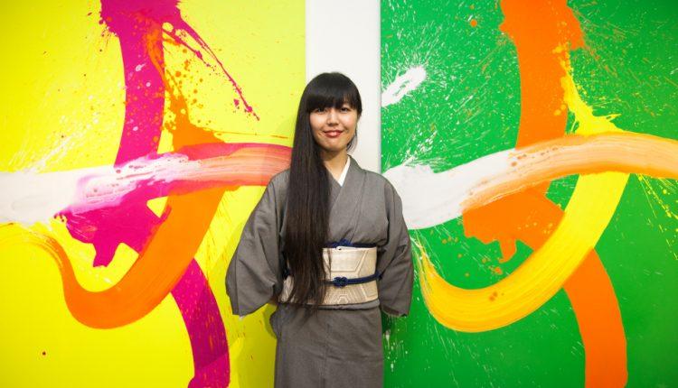 Mami artista japonesa