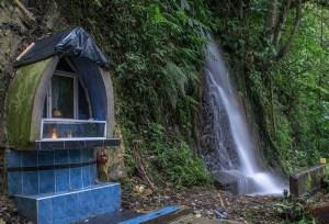 Cascada de María Luisa, Calima El Darién, Valle del Cauca