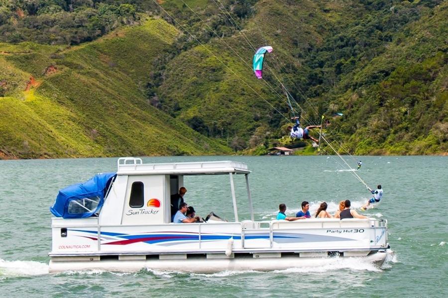 Qué hacer en el Lago Calima