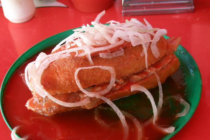 Comida Guadalajara Torta-ahogada