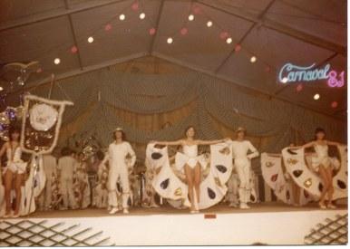 1981 Maracaibo 1 º Premio carpa del Castillo