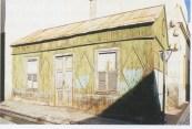 Vivienda de madera de finales de 1890.