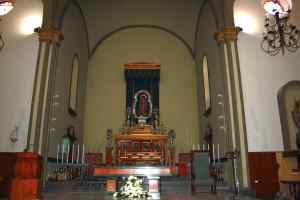 Foto de La Iglesia de la Luz y altar Virgen Nuestra Señora de la Luz