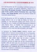 La Asociación La Tertulia Isletera, promotora de actos centenario del 15 de Noviembre