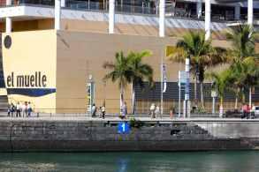 Sillería de revestimiento del Muelle originario de Santa Catalina