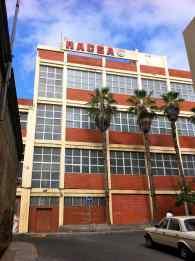 Antigua fábrica de Aceite RACSA