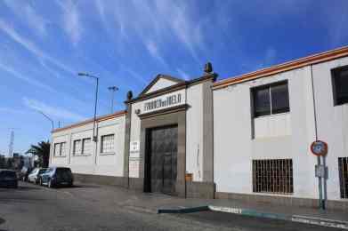 Fábrica de Hielo La Isleta