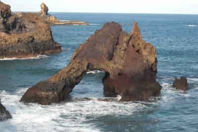 Roque en la Zona de la Punta