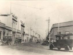 La Carretera en los años 30. Foto Fedac