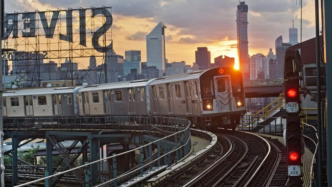 newyorktrain