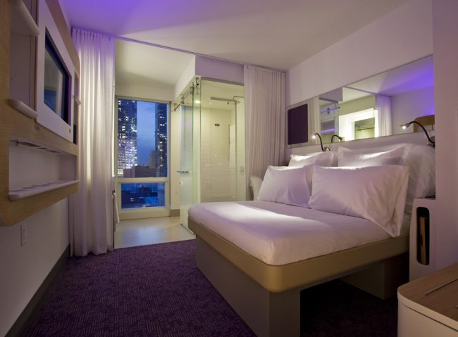 Foto Credit: Yotel New York