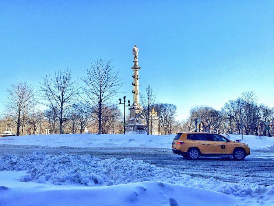 Columbus Circle Foto: @gigi_nyc