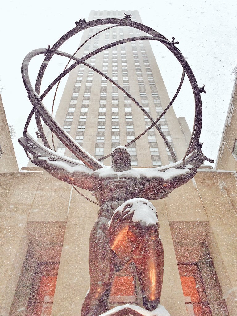 Rockefeller Center Foto: @Gigi_nyc