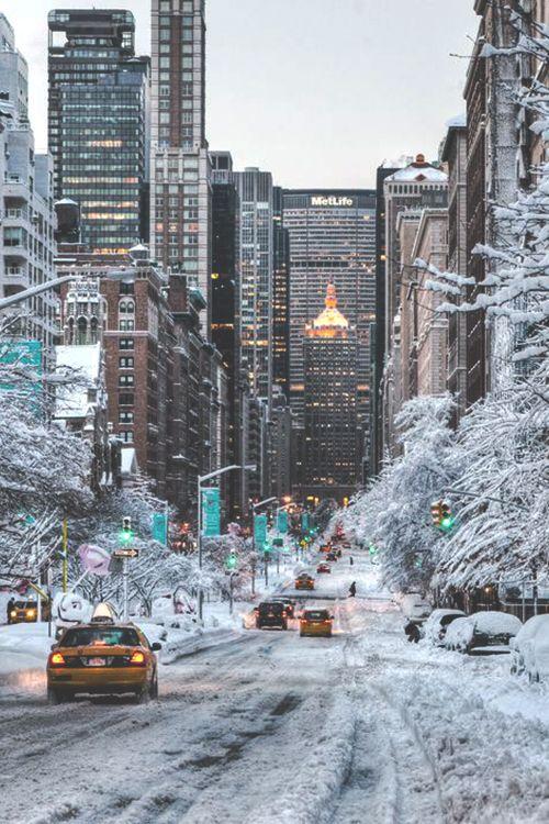 Park Avenue Foto: Pinterest