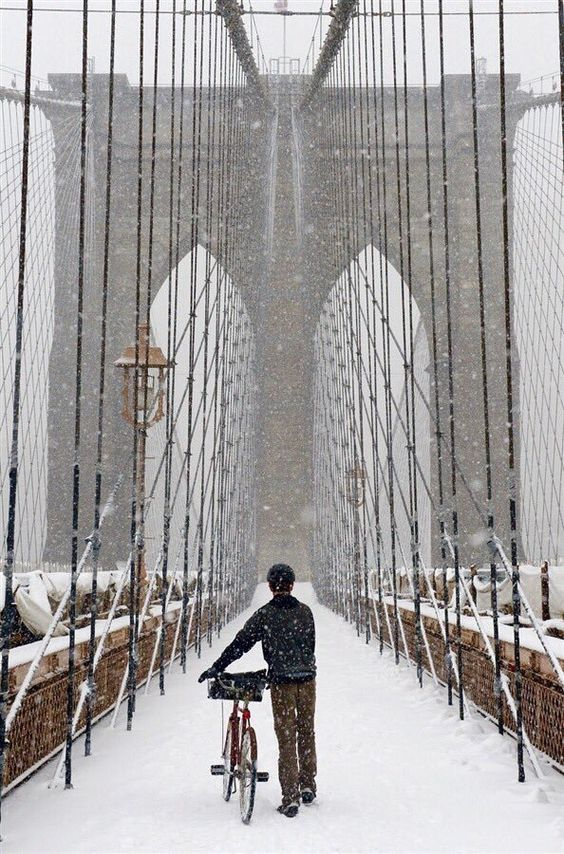 Brooklyn Bridge Foto: Pinterest