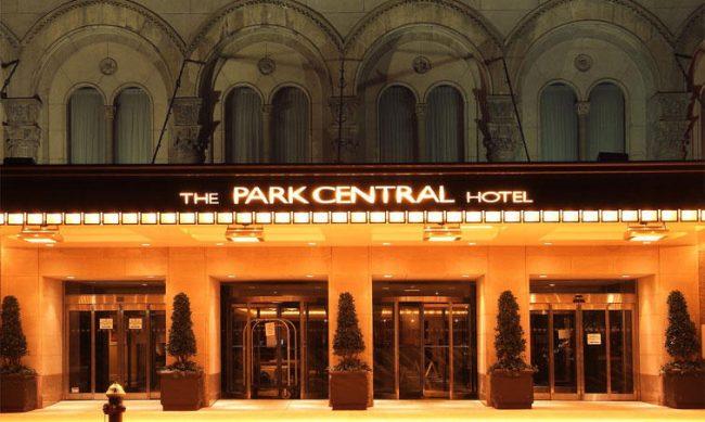 Foto: Park Central Hotel.com