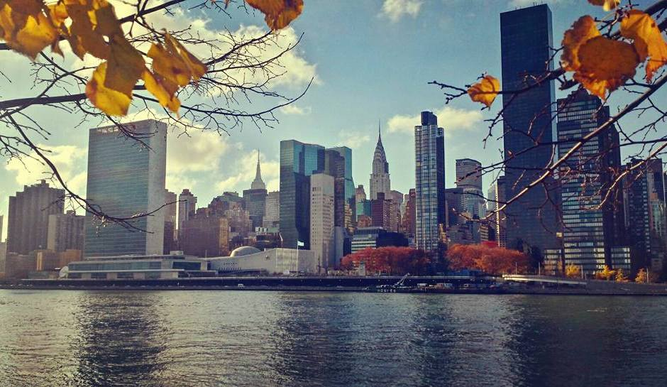 Las 10 mejores fotos Instagram de Nueva York 2016
