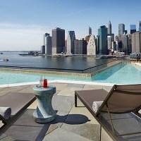 Nuevo Hotel en Brooklyn ofrece la mejor vista de Manhattan y la Estatua de la Libertad