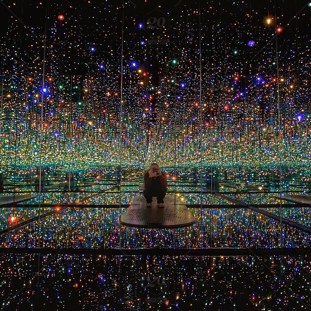 Llega a Nueva York los Infinity Mirrors de Yayoi Kasuma