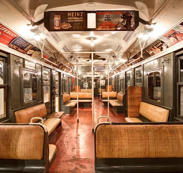 Viaja en el tiempo en uno de los trenes vintage de Nueva York