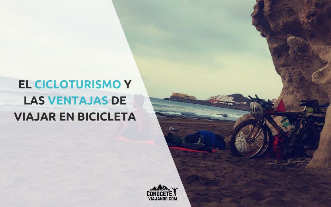 Ventajas de viajar en bicicleta