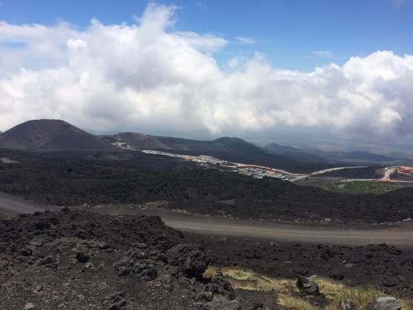 subida al etna - como subir al Etna