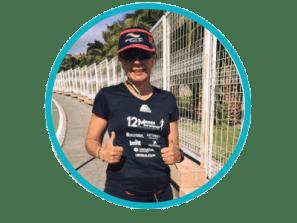 Conócete Viajando - superación deportiva Lola