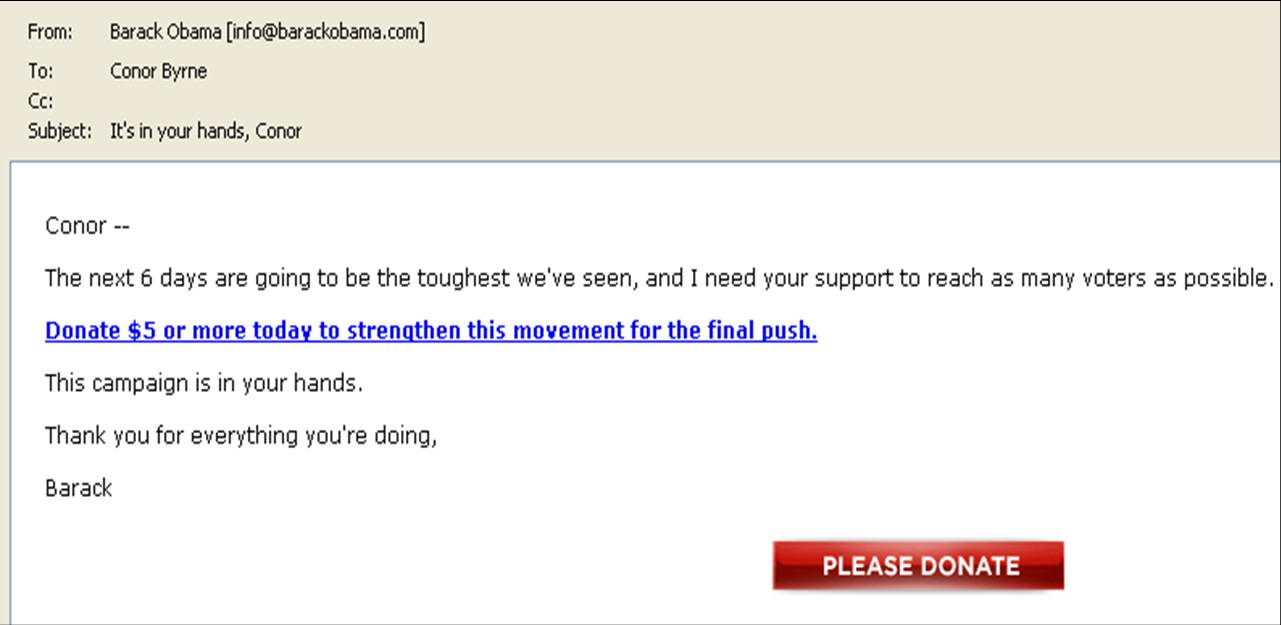 another email from barack