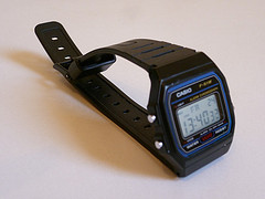Cheap Casio Watch, Photo Credit: yeniceri via Compfight cc