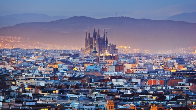 Conor's Guide to Barcelona