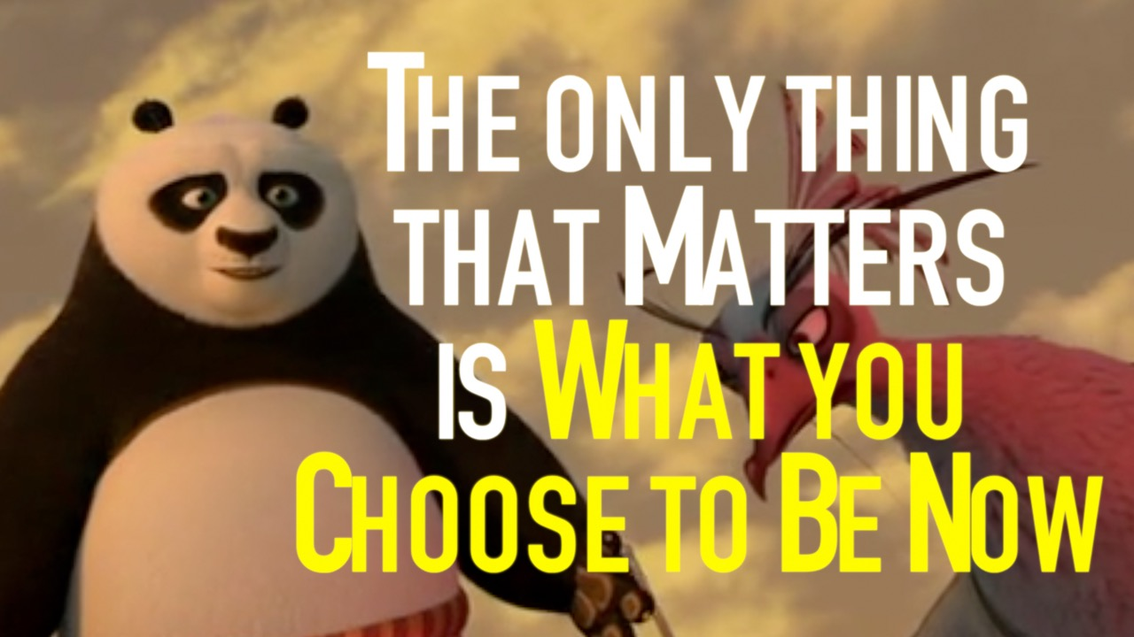 Success Lessons From Kung Fu Panda Inner Peace And Accepting Who You Really Are Moving People To Action