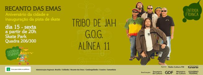 Recanto das Emas - Tribo de Jah
