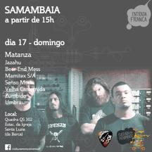 Samambaia - Matanza